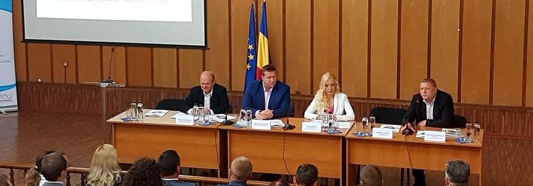 Sesiunea de informare organizata de Ministerul pentru Românii de Pretutindeni